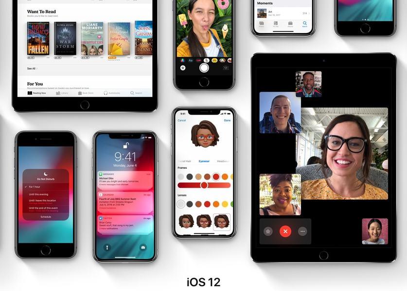 Top 10 des nouvelles fonctionnalités de iOS 12 beta publique