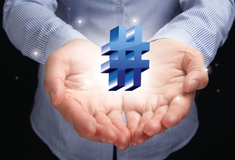 La création d'un hashtag à la portée de tous